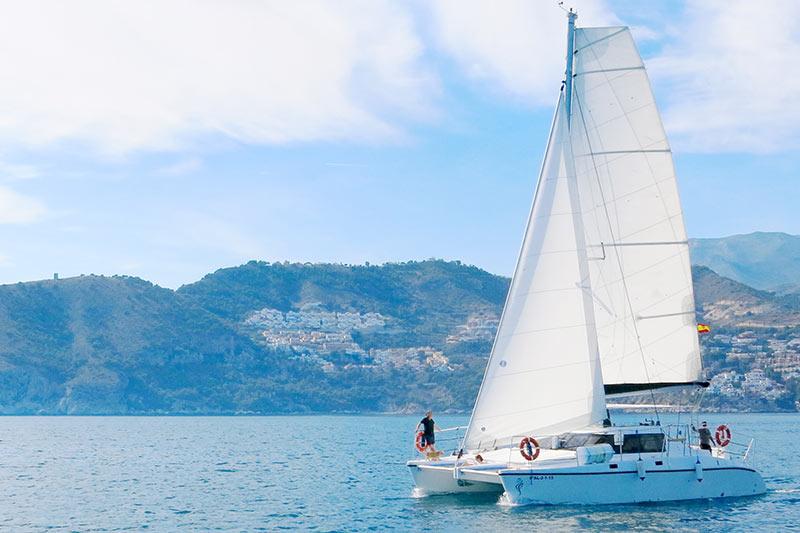 catamaran málaga